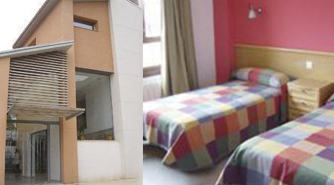 El Albergue de Peregrinos de Calahorra, servirá de alojamiento para el personal de Fundación Hospital de Calahorra