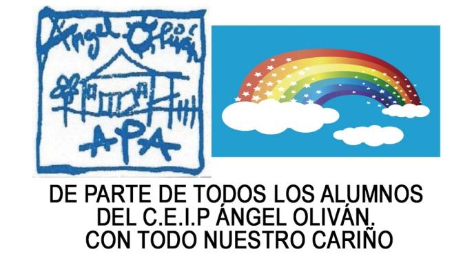 El AMPA del CEIP Ángel Oliván dona material sanitario a La Residencia de La Concepción