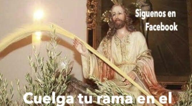La Parroquia San Miguel y Santa María del Burgo de Alfaro nos invitan a vivir una Semana Santa desde casa
