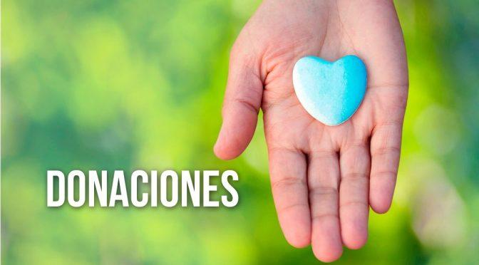 La Rioja registra 285 donaciones que suponen 2.144.544 millones de euros para la lucha contra el COVID-19