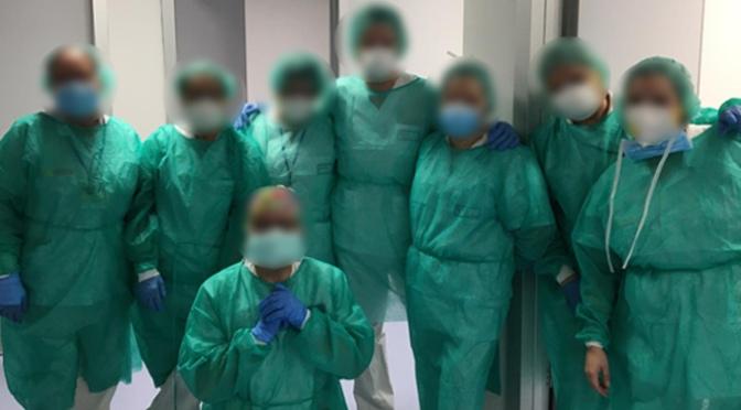 Los casos activos por COVID-19 suponen el 1,3% de la plantilla de trabajadores del SERIS