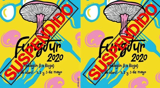 Se suspende la feria Fungitur 2020 de Pradejón