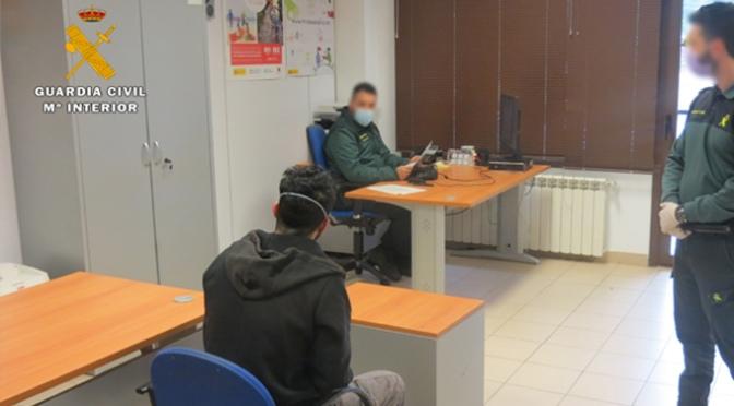 Detenido por robar una caja registradora en Calahorra, además de por incumplir las restricciones del estado de alarma