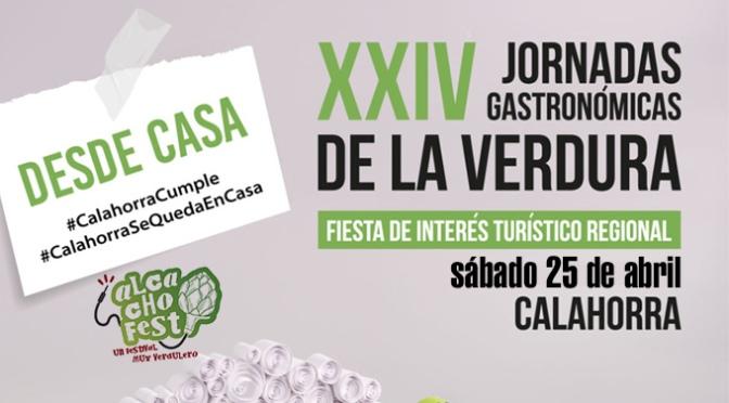 Sábado de Jornadas de la verdura en Calahorra