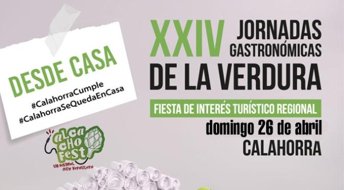 Coliflor, cebollas, puerros, borraja y sesión de Alcachofest, nos esperan hoy en las Jornadas de la Verdura calagurritana