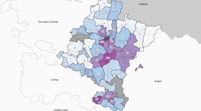Navarra mantiene la tendencia a la baja de pacientes ingresados con COVID-19 en centros hospitalarios