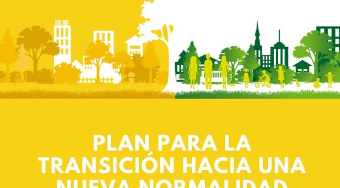 """La """"nueva normalidad"""" llegará a finales de junio tras 4 fases"""
