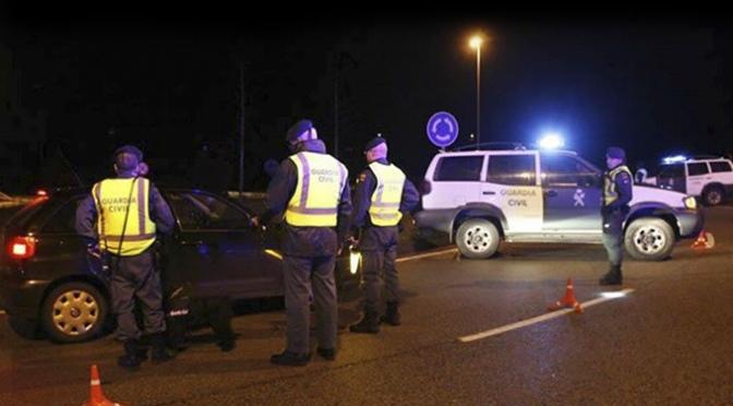 Se intensifican los controles de la policía local y la Guardia Civil con motivo de la Semana Santa