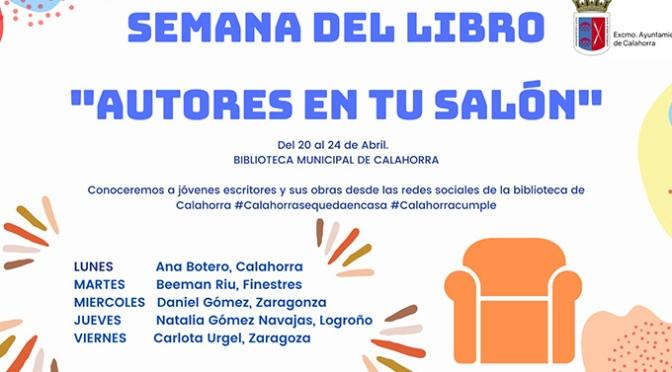 La Feria del libro este año se traslada a nuestras casas