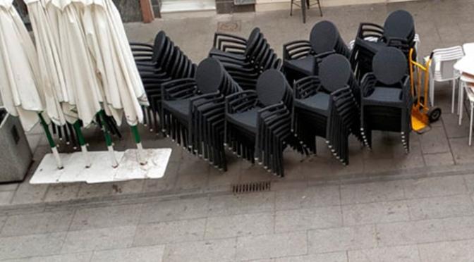 Nueve nuevas licencias de terraza concedidas en Calahorra