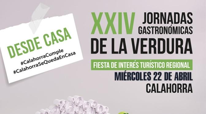 Hoy míercoles continuan las XXIV Jornadas gastronómicas de la verdura de Calahorra