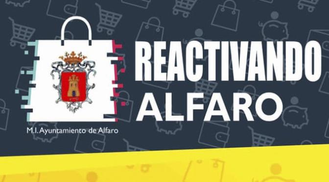 Bonos para reactivar el Comercio en Alfaro