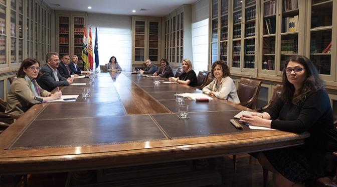 Aprobado el convenio de Cabeceras de Comarca con una dotación de 2.935.845 euros