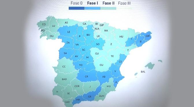 La Rioja y Navarra progresan a fase 2, aunque ésta última con alguna restricción más