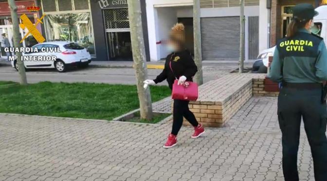 Una mujer con posible coronavirus se fuga del centro de salud de Calahorra