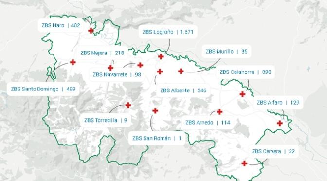 Continuan los buenos datos en La Rioja, aunque hay que lamentar un nuevo fallecido