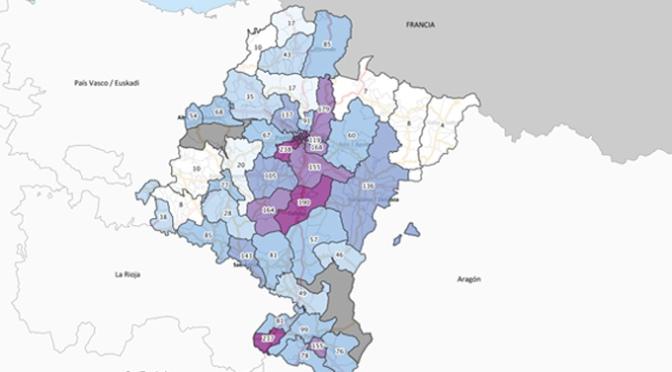 Navarra registra una jornada sin fallecimientos y su cuarto día sin ingresos hospitalarios por coronavirus