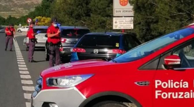Denuncias por movilidad entre Calahorra y San Adrián