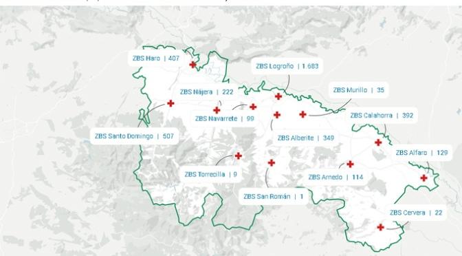 Ningún fallecido y solo 4 nuevos casos confirmados en La Rioja