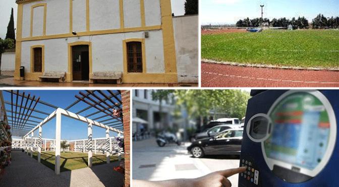 Cementerios, pistas de atletismo y zona azul reanudan sus servicios