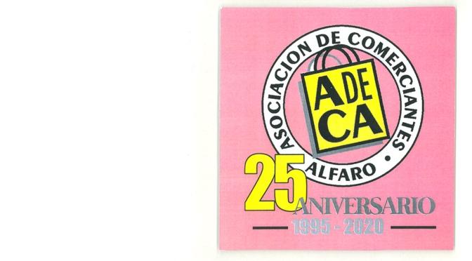 Adeca que celebra su 25 aniversario, Entregó los premios por la Campaña Alfastock 2020