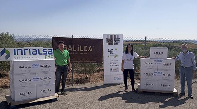 El Banco de Alimentos de La Rioja ha entregado más de 420 toneladas de alimentos