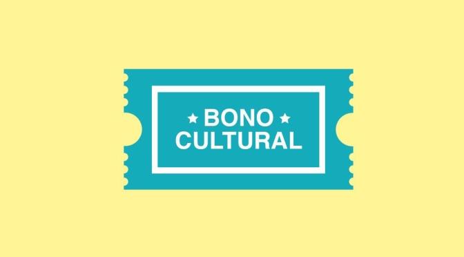 Los jóvenes que hayan cumplido 18 años en 2020 podrán disfrutar de un bono cultural