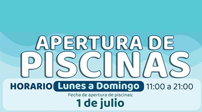 Rincón de Soto también abrirá sus piscinas este verano