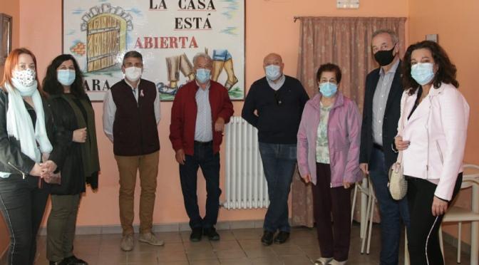 El Grupo Municipal del Partido Popular de Alfaro dona su asignación como grupo político  a cáritas