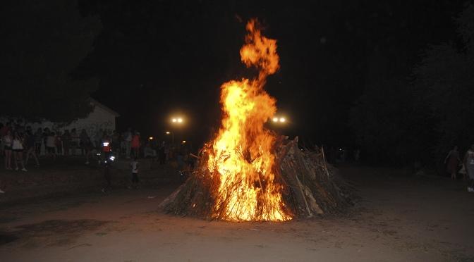 Noche de San Juan en Calahorra