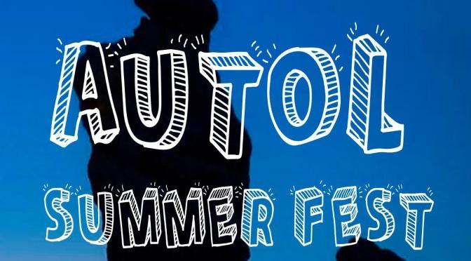 Autol Summer fest para los fines de semana del verano