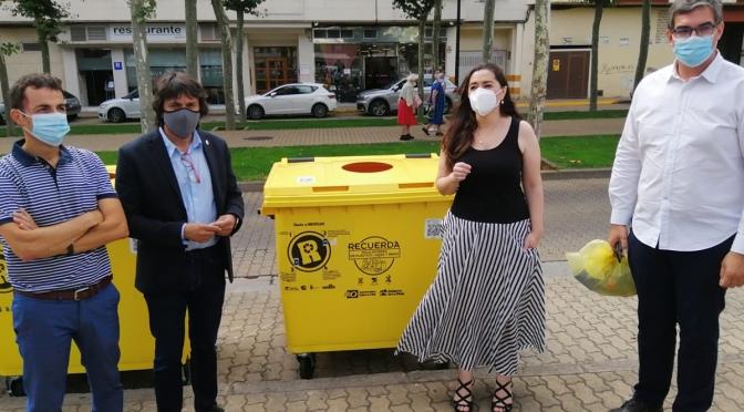 """""""Reciclos"""" un proyecto de reciclaje digital en Calahorra"""