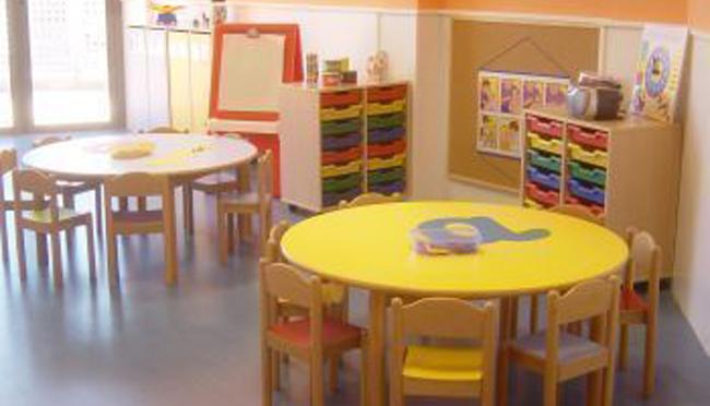 La Escuela Infantil Santos Mártires será gestionada por la empresa Megadiver Socioeducativa S.L..durante los próximos 3 cursos escolares