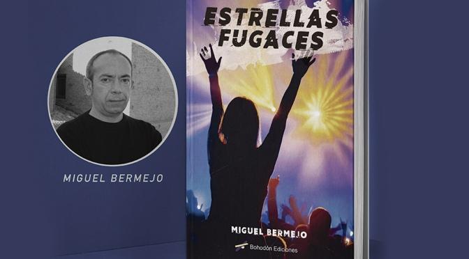 """El alfareño Miguel Bermejo presentará su nuevo libro """"Estrellas fugaces"""" este sábado"""