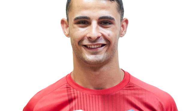 Llega al CD Calahorra, de Segunda División B, Jesús Álvarez Aguado
