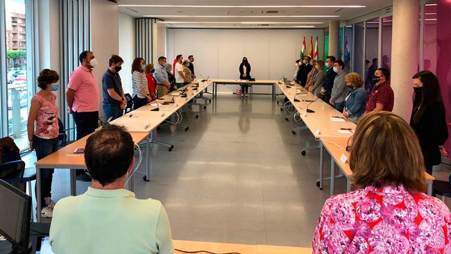El Ayuntamiento de Calahorra retransmite en directo el pleno ordinario del mes de julio