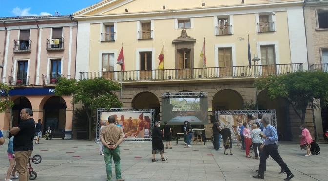Alfaro ha acogido la presentación de la campaña de turismo 'Reserva para volver, reserva La Rioja',