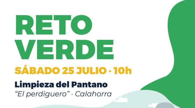 Reto verde primera actividad post covid-19 del Consejo de la Juventud Comarcal de Calahorra