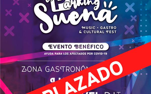 """""""EL PARKING SUENA"""" SE APLAZA"""
