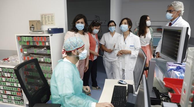 El servicio de Urgencias de Fundación Hospital de Calahorra duplica su capacidad