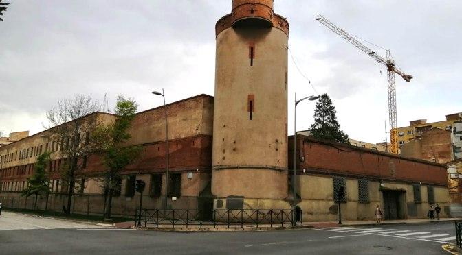 Adiós al viejo cuartel de la Guardia Civil de Calahorra
