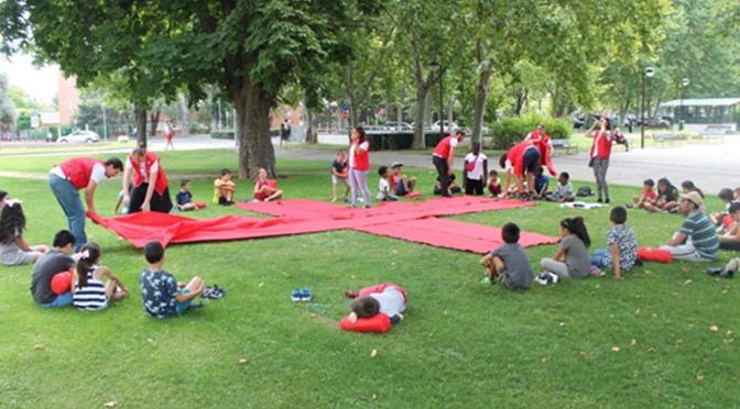 """Cruz Roja Juventud Alfaro organiza el mini-campamento """"Pachamama"""" los días 22 y 23 de Agosto"""