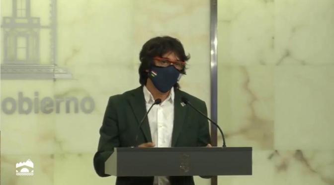 Jose Luis Rubio renuncia a su cargo como consejero de Sostenibilidad y Transición Ecológica de La Rioja