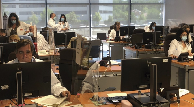 Nuevo aumento de casos activos en Calahorra