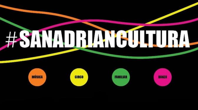 #Sanadriancultura comienza este sábado con un concierto muy especial