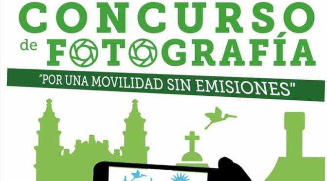 """Concurso de fotografía """"por una movilidad sin emisiones"""" en Alfaro"""