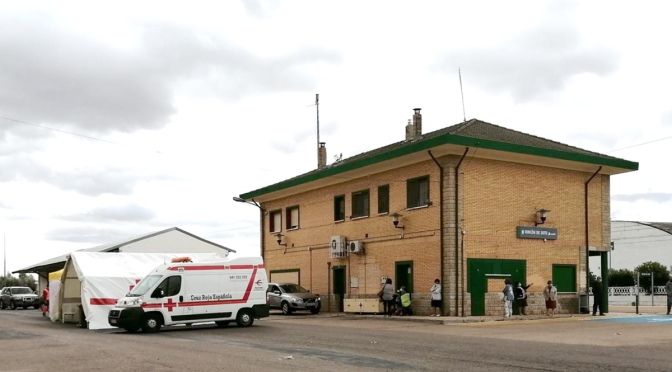 Fuerte aumento de casos en Rincón de Soto y practicamente en  el resto de nuestras localidades riojanas