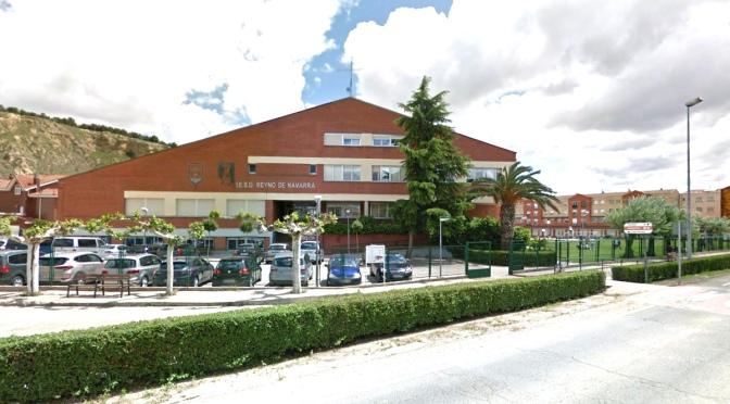 Aislamiento para un grupo de Primaria del colegio de Azagra