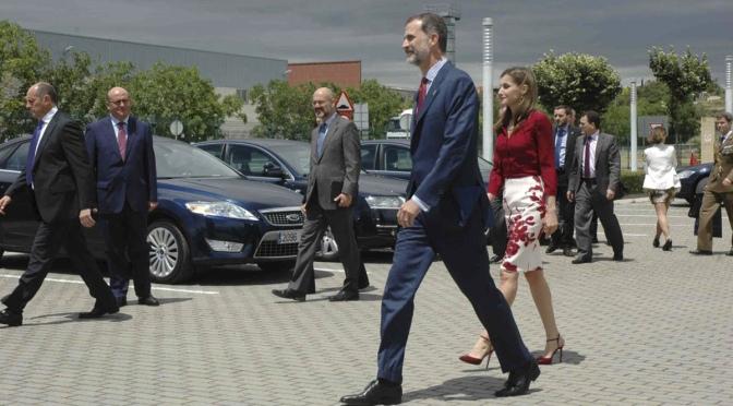 La Reina Letizia inaugurará en el IES EGA de San Adrián el curso escolar