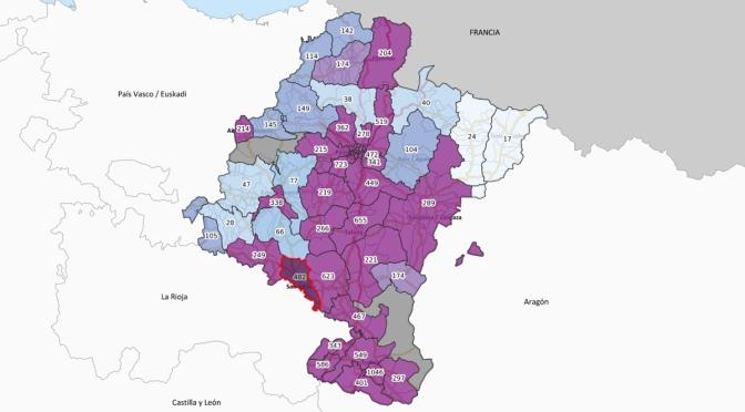 Sigue aumentando el número de casos en la zona de salud de San Adrián